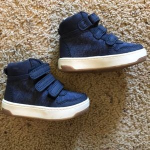 Toddler high tops-Carter's